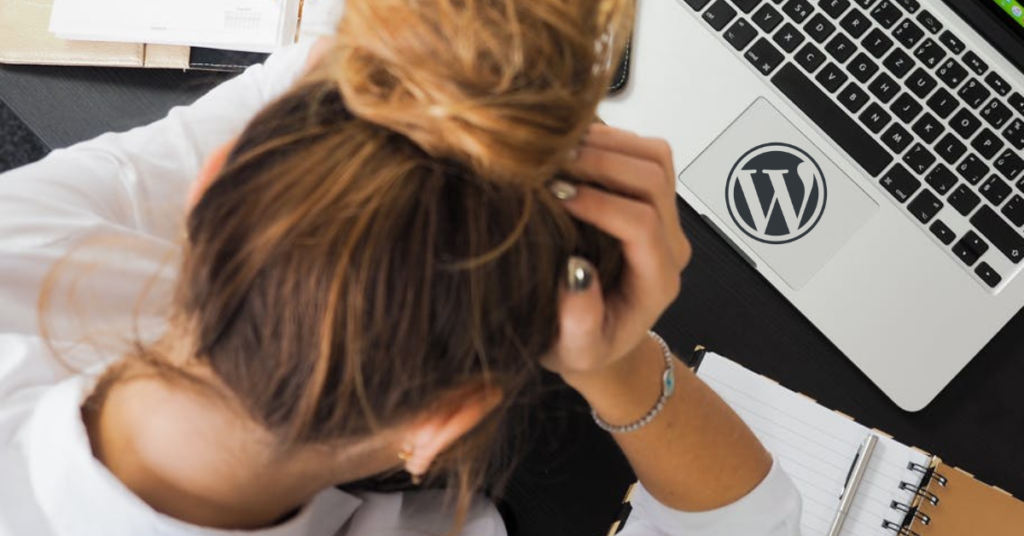 wordpress hacks anxiety